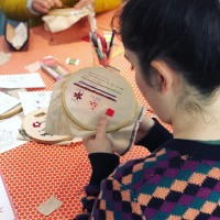 Online Hand Embroidery Workshops in Australia