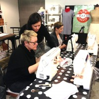 Social Sewing Classes Sydney at Sew Make Create