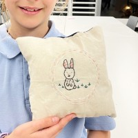 School Holidays Hand Embroidery Workshops