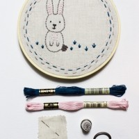 Kids Hand Embroidery Workshops