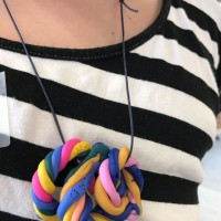Kids Polymer Clay Jewellery Classes in Sydney
